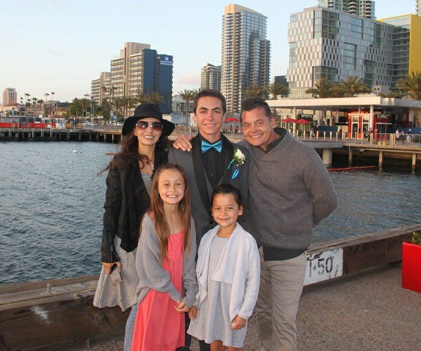 The Falkenau Family